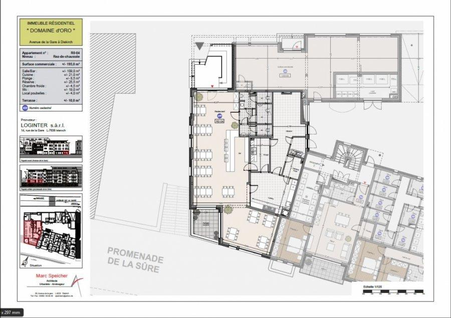 acheter local commercial 0 chambre 195 m² diekirch photo 4