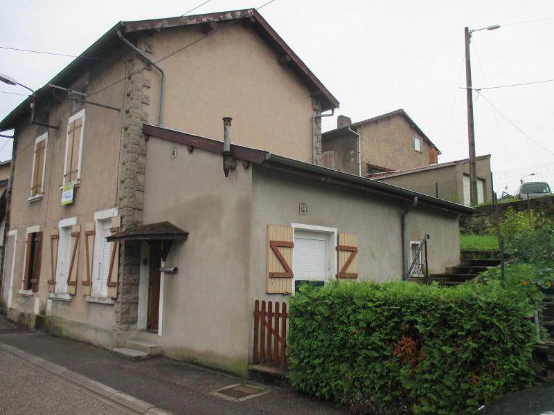 Maison à vendre F4 à Moutiers