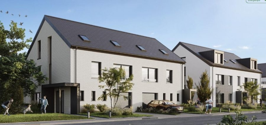doppelhaushälfte kaufen 4 schlafzimmer 205.59 m² niederanven foto 1