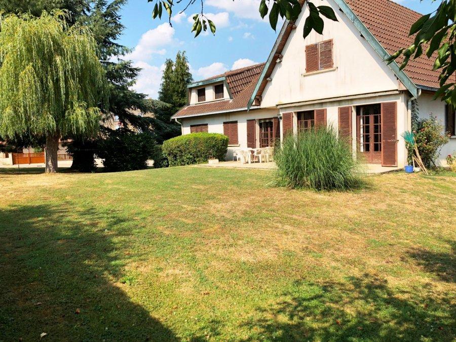Maison à vendre F8 à Pont a mousson