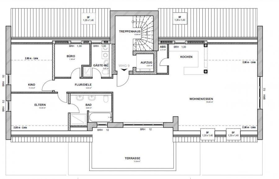 wohnung kaufen 4 zimmer 136.7 m² schweich foto 2