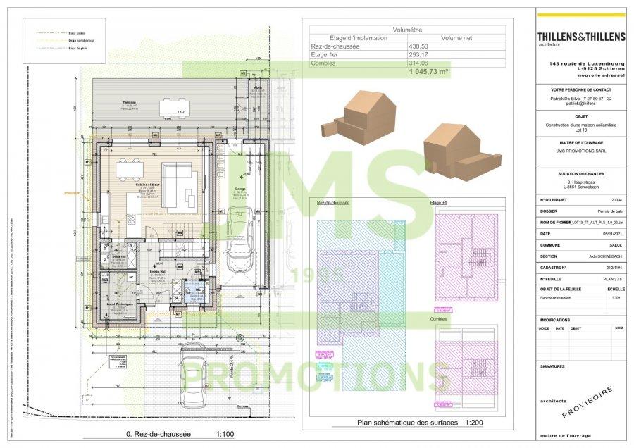 Maison jumelée à vendre 5 chambres à Schwebach
