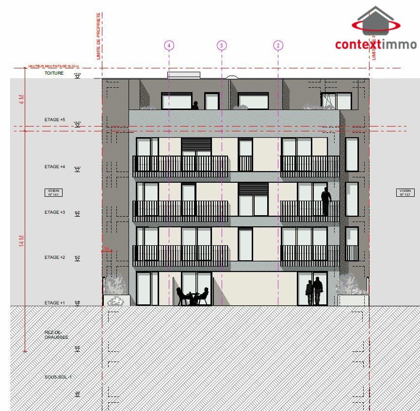 acheter appartement 1 chambre 34.32 m² luxembourg photo 4