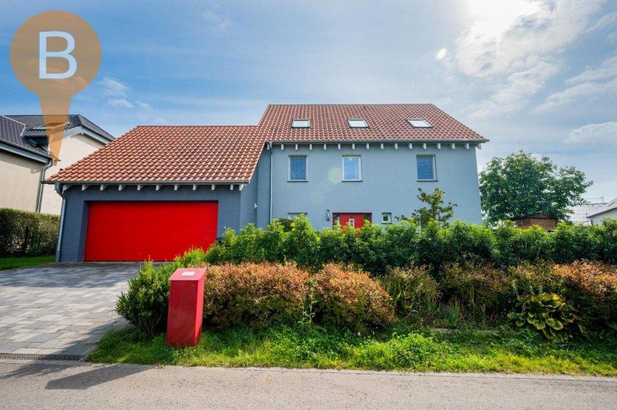 Maison individuelle à Christnach