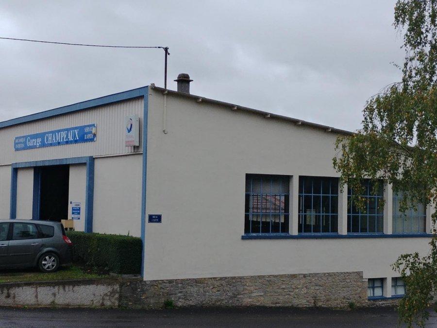 Garage fermé à vendre à Stenay