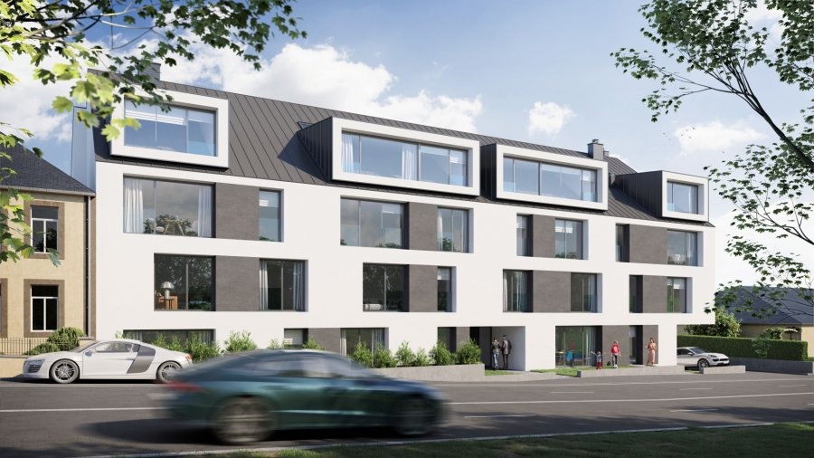 acheter appartement 1 chambre 48.49 m² luxembourg photo 2