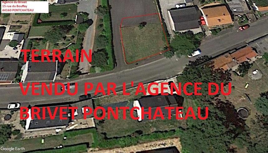 acheter terrain constructible 0 pièce 325 m² pontchâteau photo 1