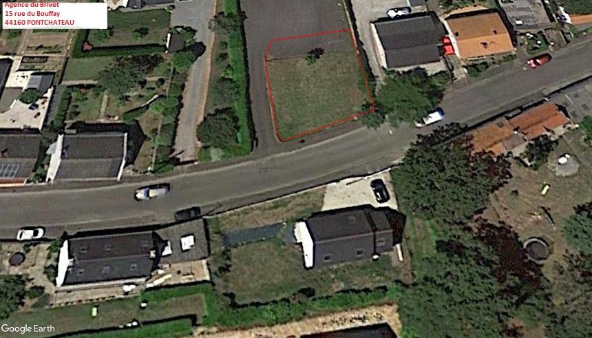 acheter terrain constructible 0 pièce 325 m² pontchâteau photo 3