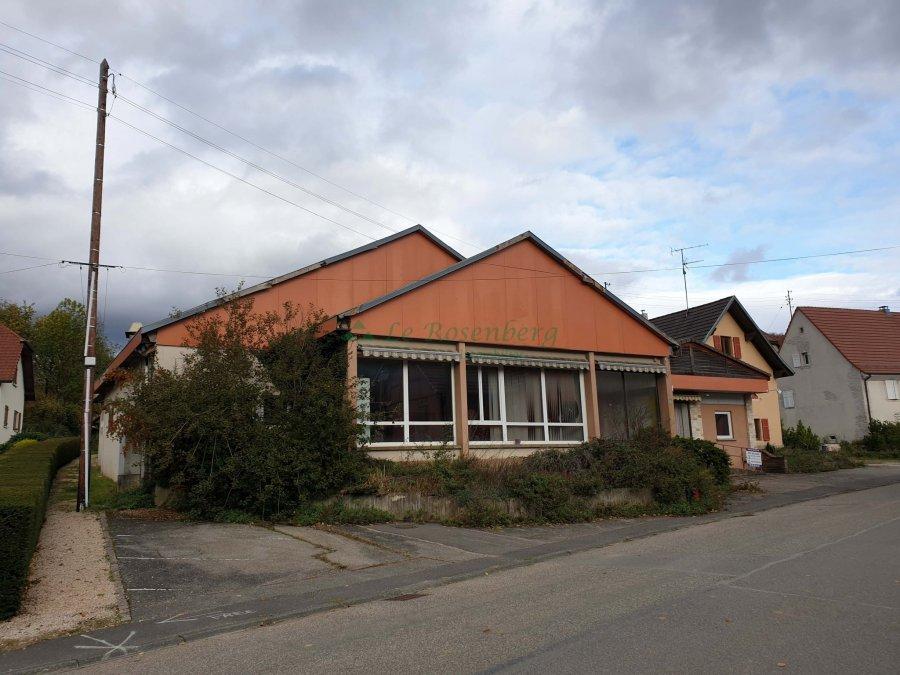 Immeuble de rapport à vendre F15 à Durlinsdorf