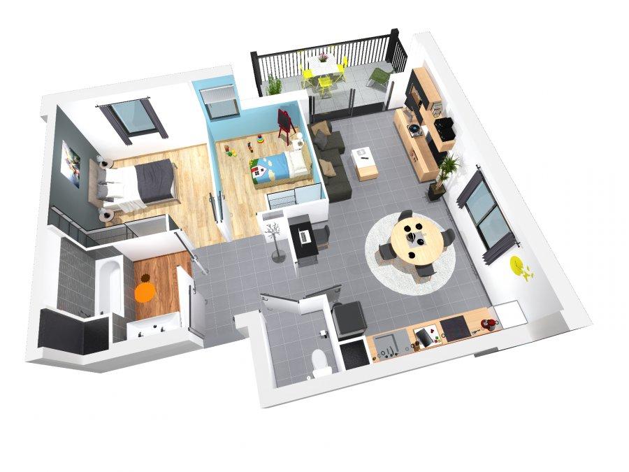 acheter appartement 3 pièces 67.2 m² talange photo 3