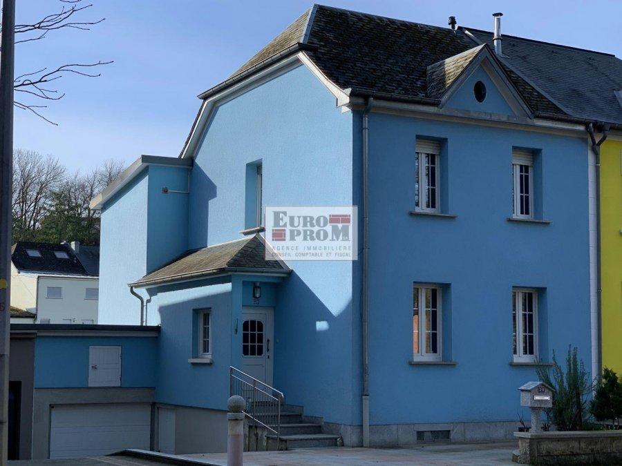 acheter maison jumelée 4 chambres 145 m² dudelange photo 1