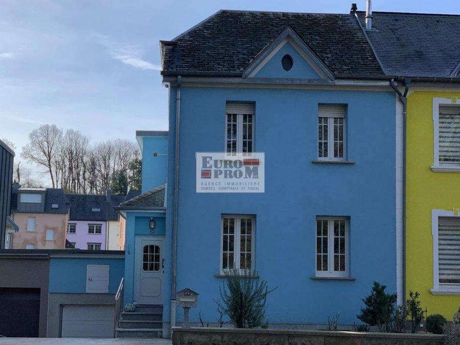 acheter maison jumelée 4 chambres 145 m² dudelange photo 2