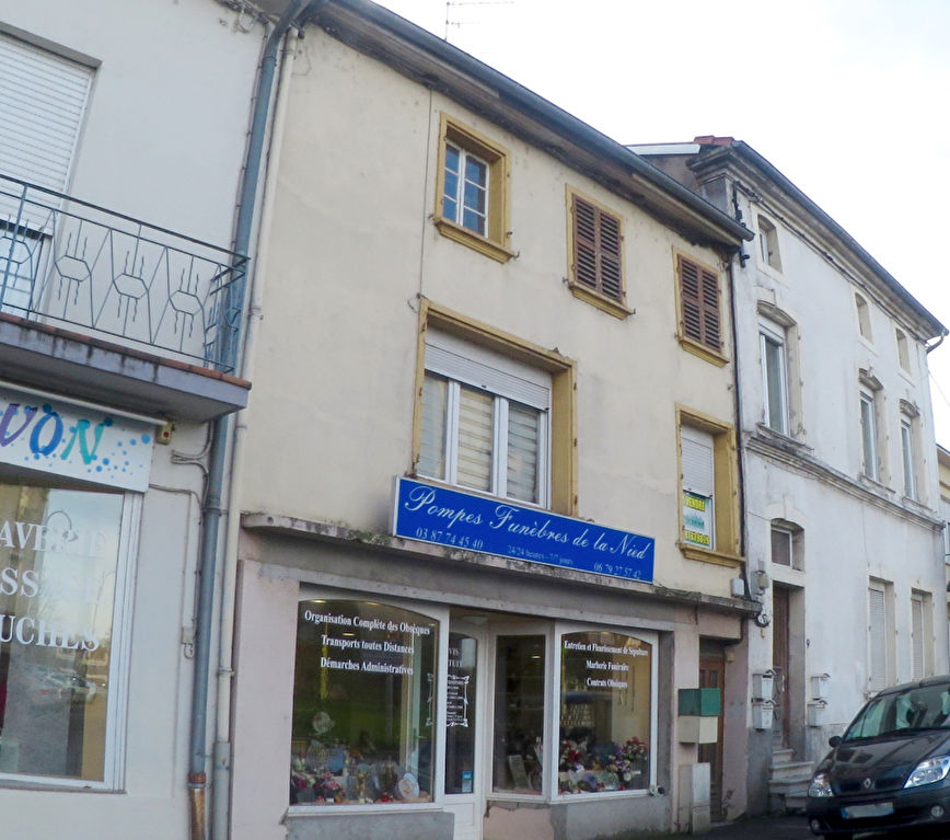 renditeobjekt kaufen 5 zimmer 150 m² bouzonville foto 1