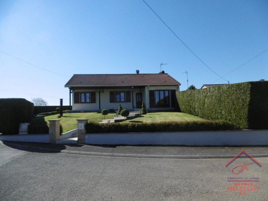 acheter maison 0 pièce 115 m² bréhain-la-ville photo 2
