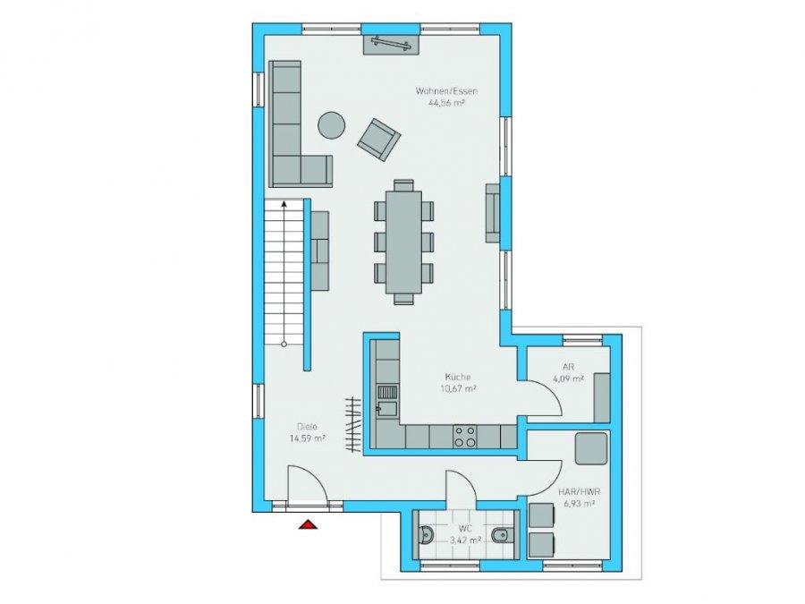 haus kaufen 4 zimmer 146 m² hermeskeil foto 2