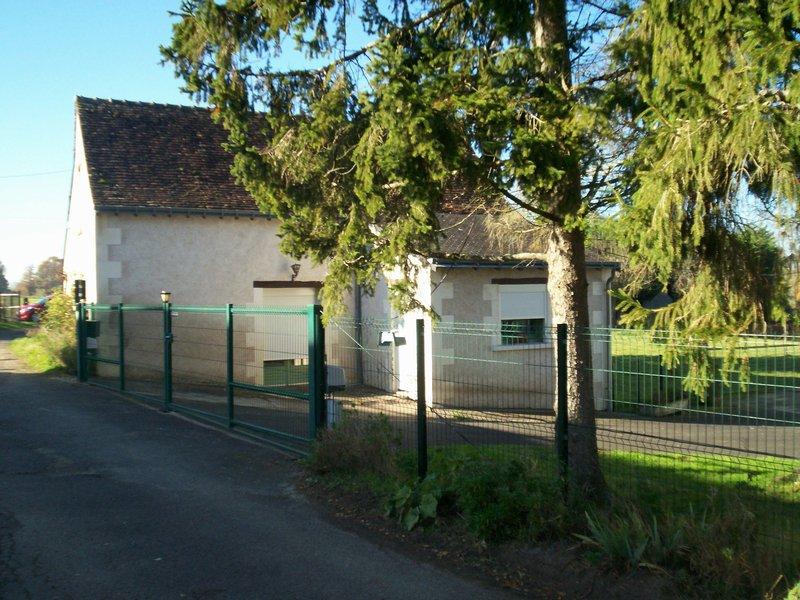 Maison à vendre à Saint paterne racan