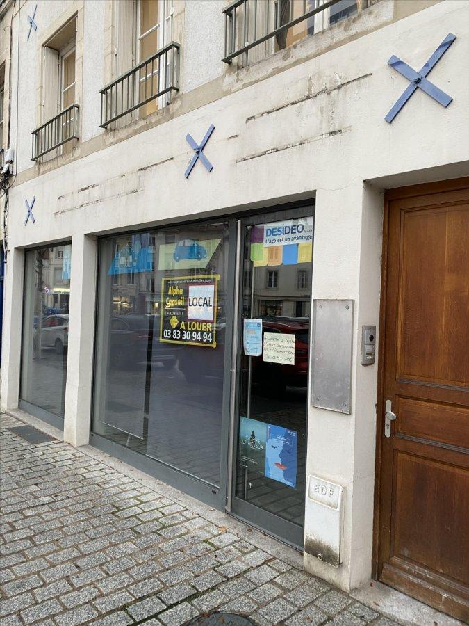 louer bureau 1 pièce 49 m² nancy photo 1