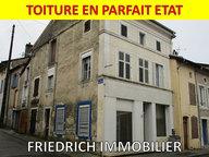 Immeuble de rapport à vendre à Vaucouleurs - Réf. 4918568