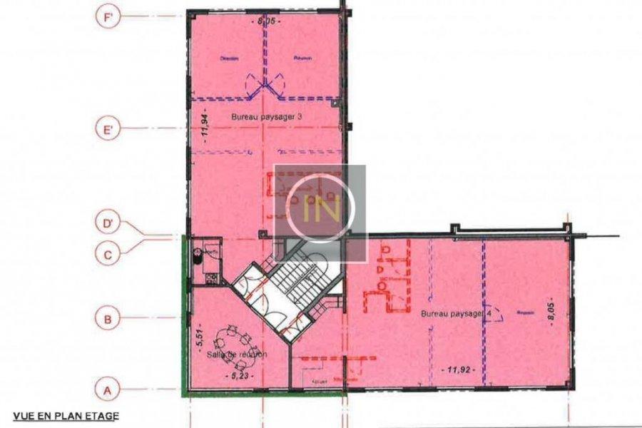 louer bureau 0 chambre 427.94 m² bascharage photo 4