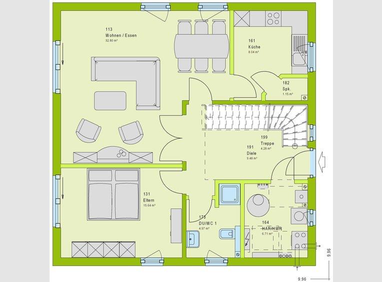 House for sale 5 rooms in Saarburg (DE) - Ref. 5131560