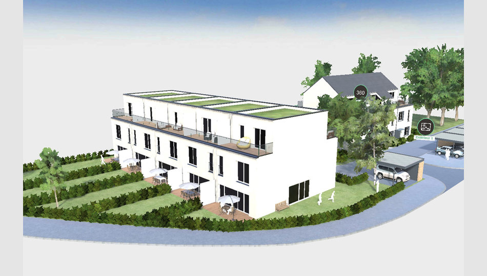 Housing project for sale in Peppange (LU) - Ref. 6642984