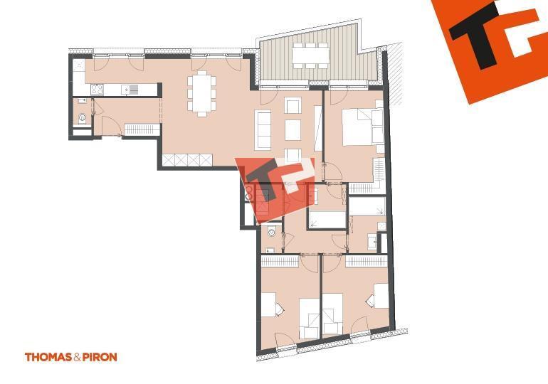 wohnung kaufen 3 schlafzimmer 112.8 m² schifflange foto 3