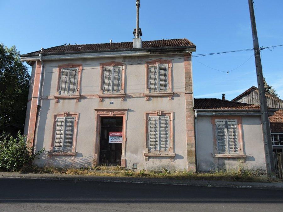 acheter maison 6 pièces 204 m² fraize photo 1