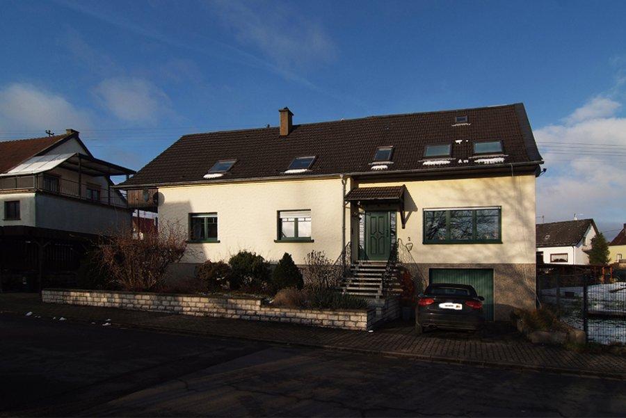 haus kaufen 9 zimmer 205 m² losheim foto 1