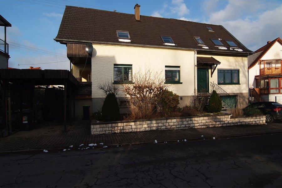 haus kaufen 9 zimmer 205 m² losheim foto 2