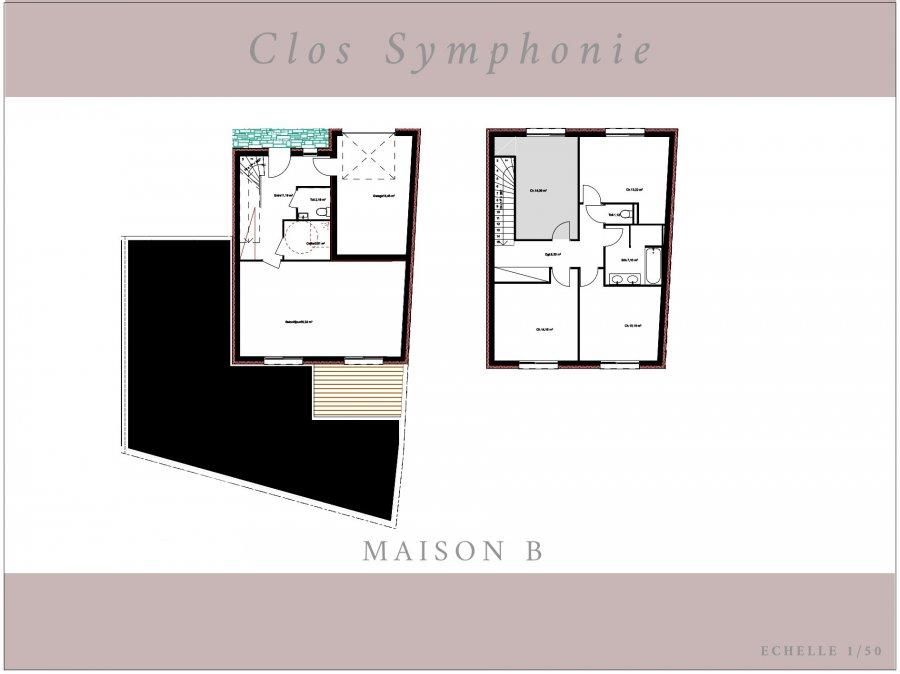 acheter maison 6 pièces 122.62 m² terville photo 3