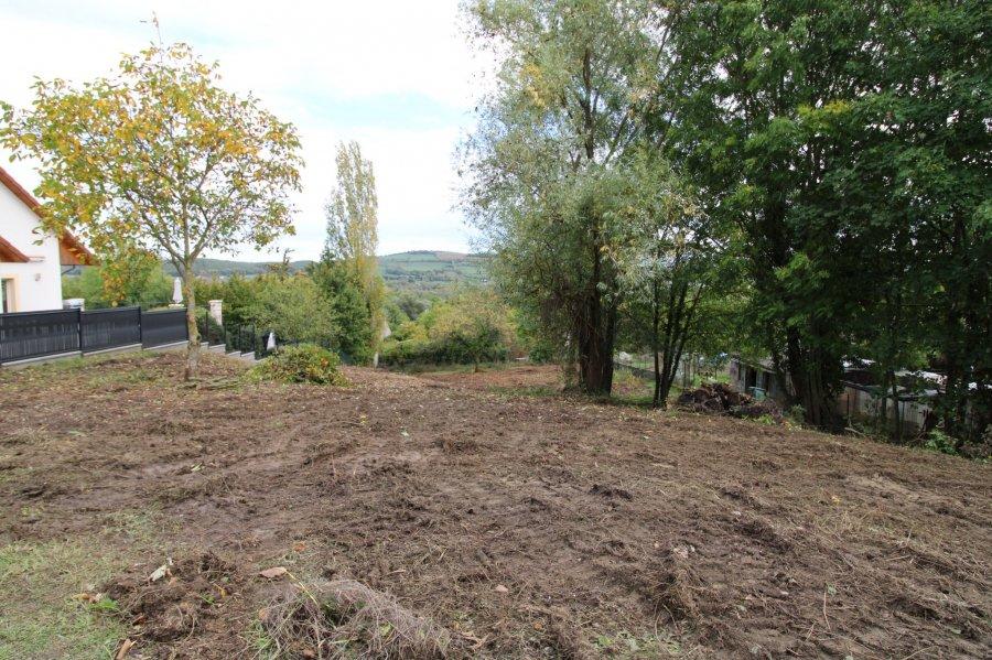 Terrain constructible à vendre à Norroy les pont a mousson