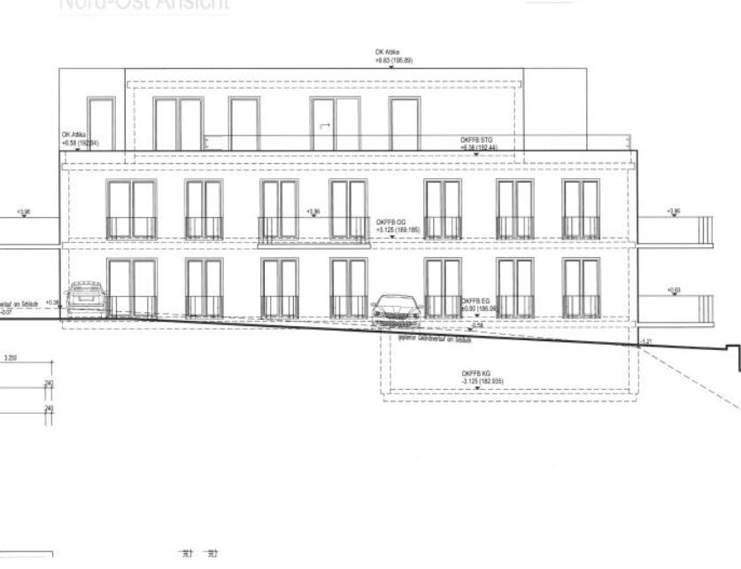 acheter résidence 0 pièce 64.01 à 122.13 m² wittlich photo 2