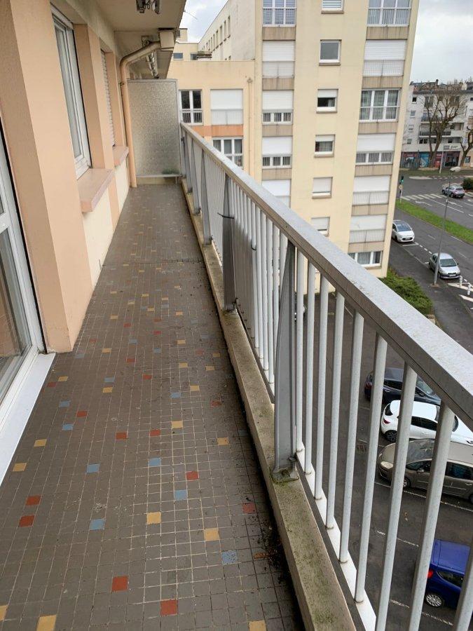 Appartement à vendre F5 à Route de Longwy-Centre Ville