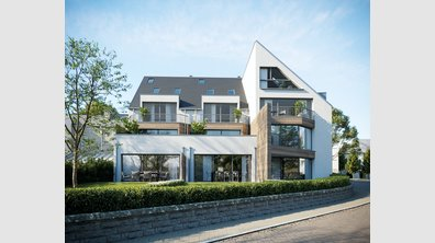 Apartment block for sale in Luxembourg-Kirchberg - Ref. 7200824