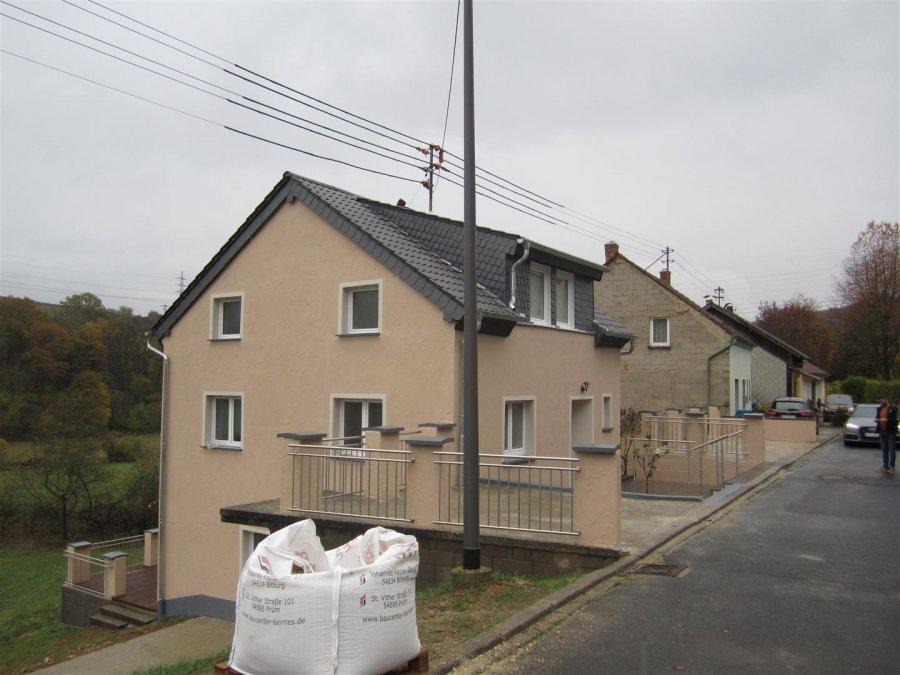 Einfamilienhaus zu kaufen 3 Schlafzimmer in Bettingen