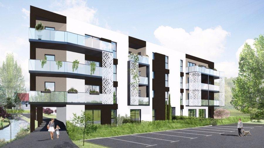 acheter appartement 2 pièces 46.65 m² mont-saint-martin photo 2