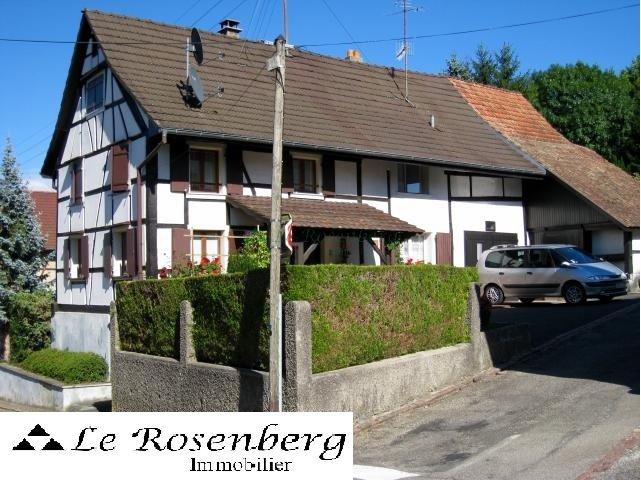 Maison à vendre F5 à Wentzwiller