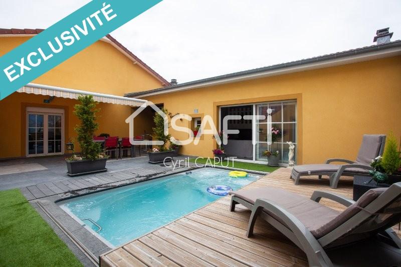 acheter maison 8 pièces 300 m² mercy-le-haut photo 1