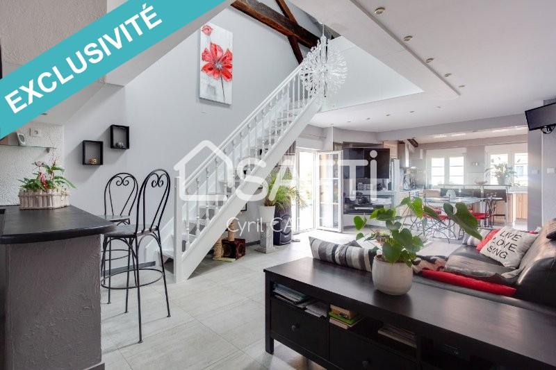 acheter maison 8 pièces 300 m² mercy-le-haut photo 2