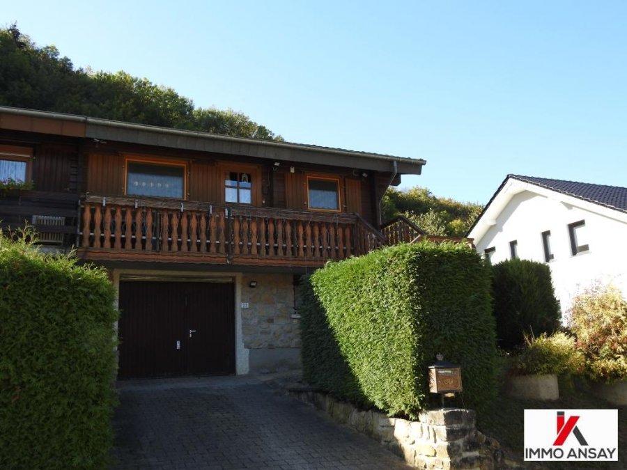 acheter maison jumelée 1 chambre 58 m² wallendorf-pont photo 1