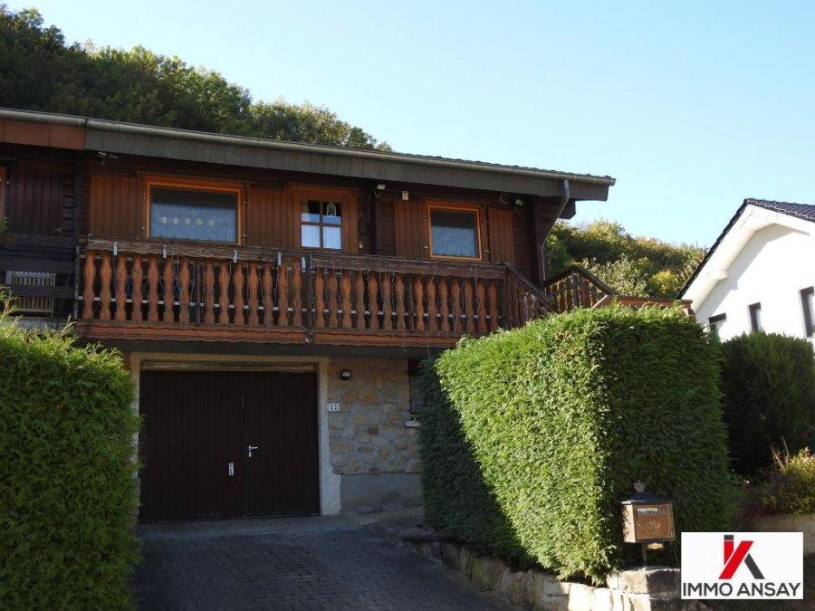 acheter maison jumelée 1 chambre 58 m² wallendorf-pont photo 2