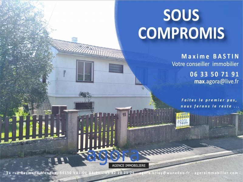 acheter maison 5 pièces 82 m² briey photo 1