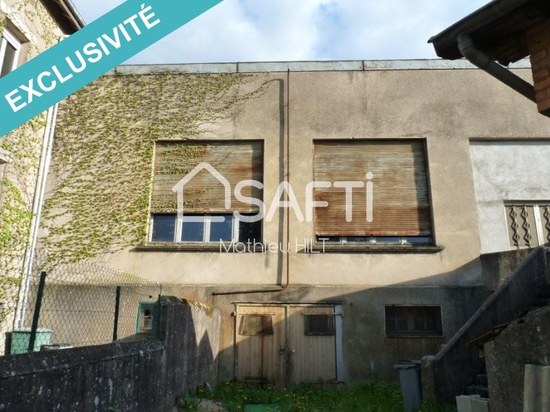 acheter maison 1 pièce 210 m² mancieulles photo 4