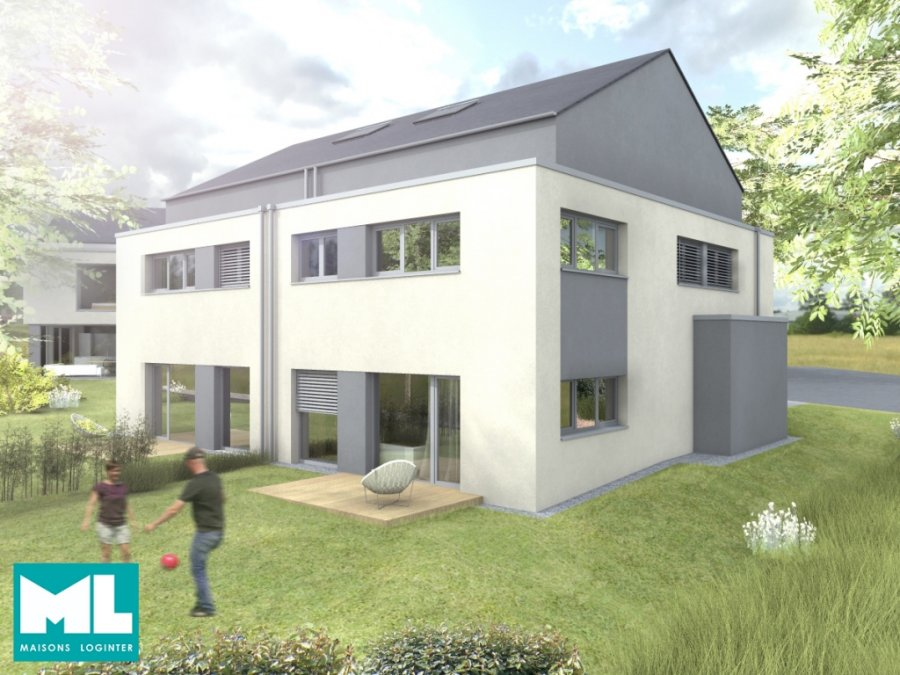 acheter maison mitoyenne 3 chambres 150 m² hollenfels photo 2