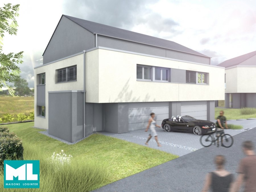 acheter maison mitoyenne 3 chambres 150 m² hollenfels photo 1