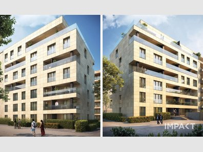 Appartement à vendre 1 Chambre à Luxembourg-Gasperich - Réf. 6556472