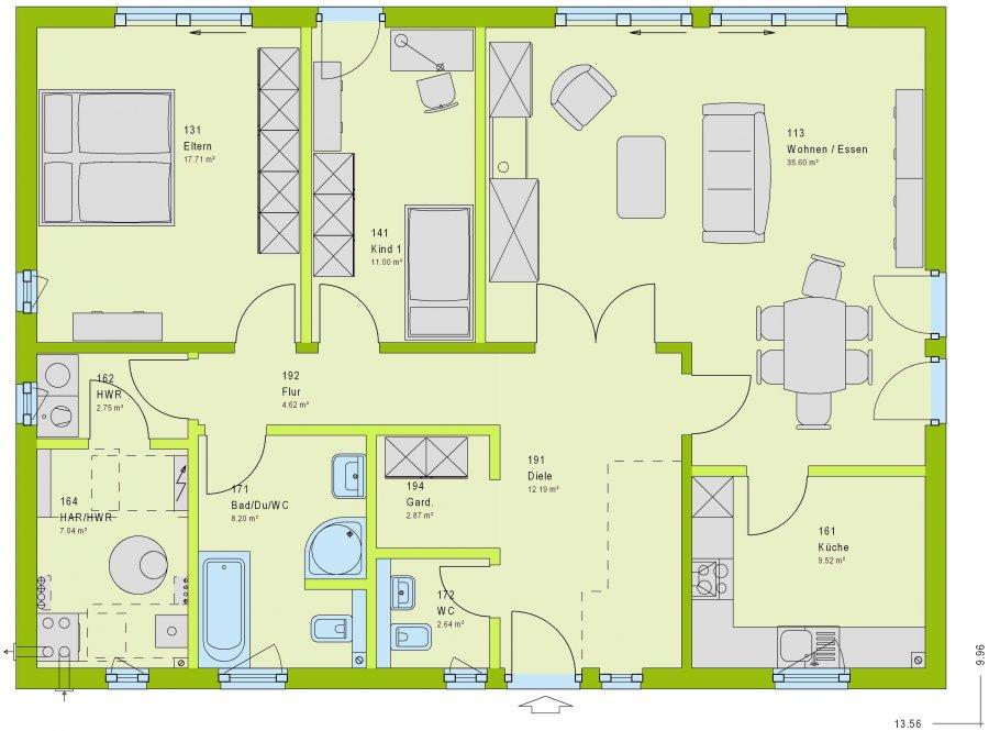 haus kaufen 3 zimmer 114 m² kastel-staadt foto 7