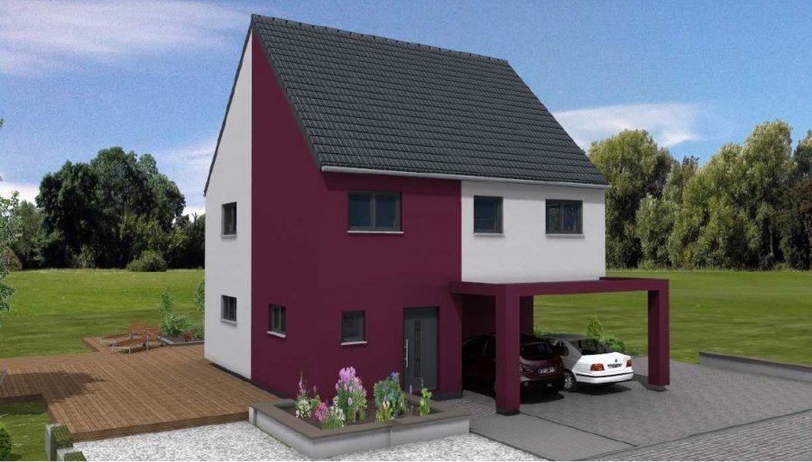 detached house for buy 3 bedrooms 125 m² huldange photo 1