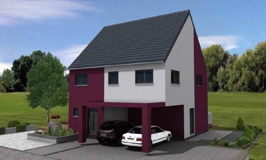 detached house for buy 3 bedrooms 125 m² huldange photo 2