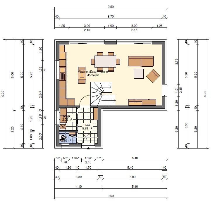 detached house for buy 3 bedrooms 125 m² huldange photo 7